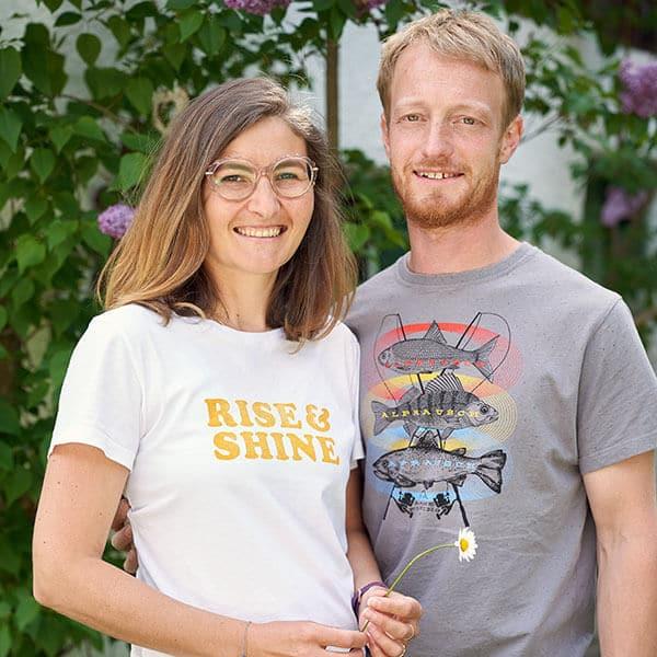 Deine Gastgeber im Vöstlhof: Lisa & Lukas